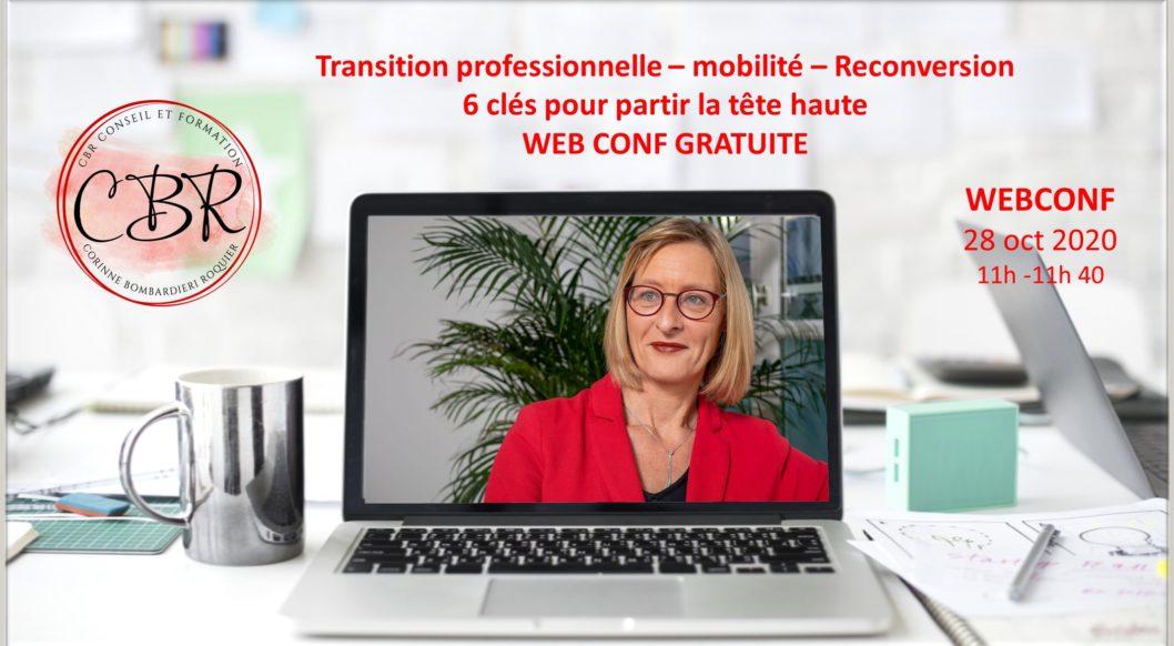 webconf changement transition professionnelle